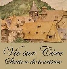 Commune de Vic-sur-Cère